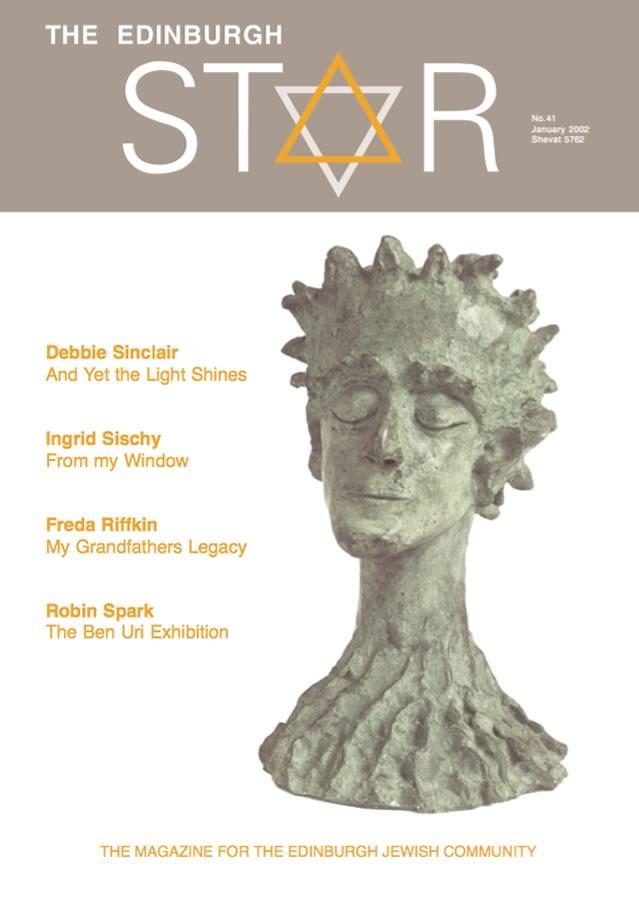 Edinburgh Star Issue 41 Cover