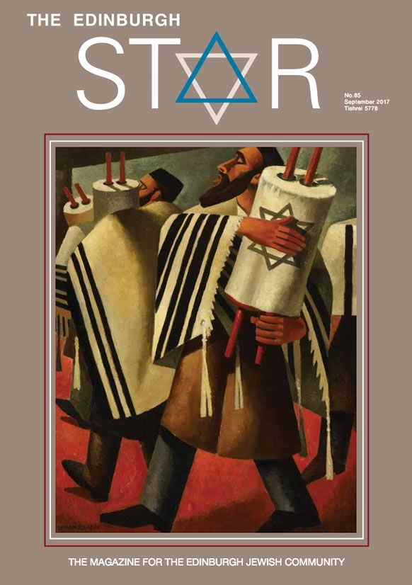 The Edinburgh Star Issue 85 Front Cover