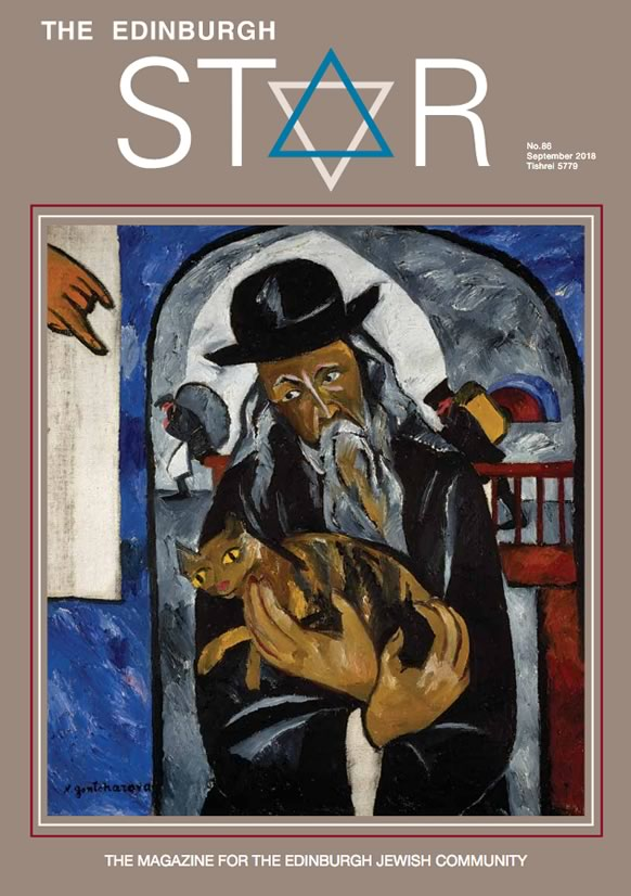 The Edinburgh Star Issue 86 Front Cover