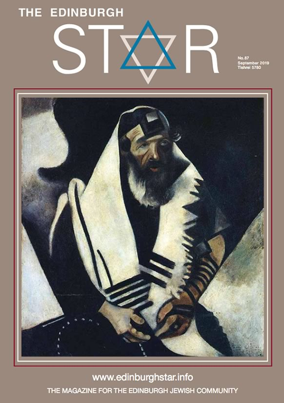 The Edinburgh Star Issue 87 Front Cover
