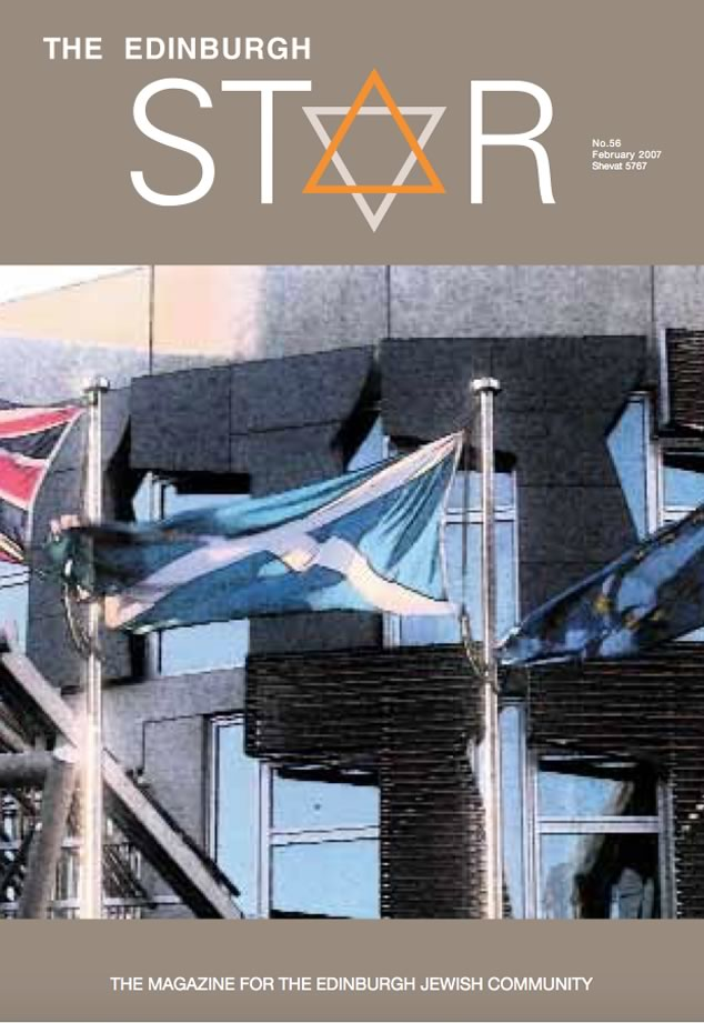 Issue No 56. February 2007, Shevat 5767